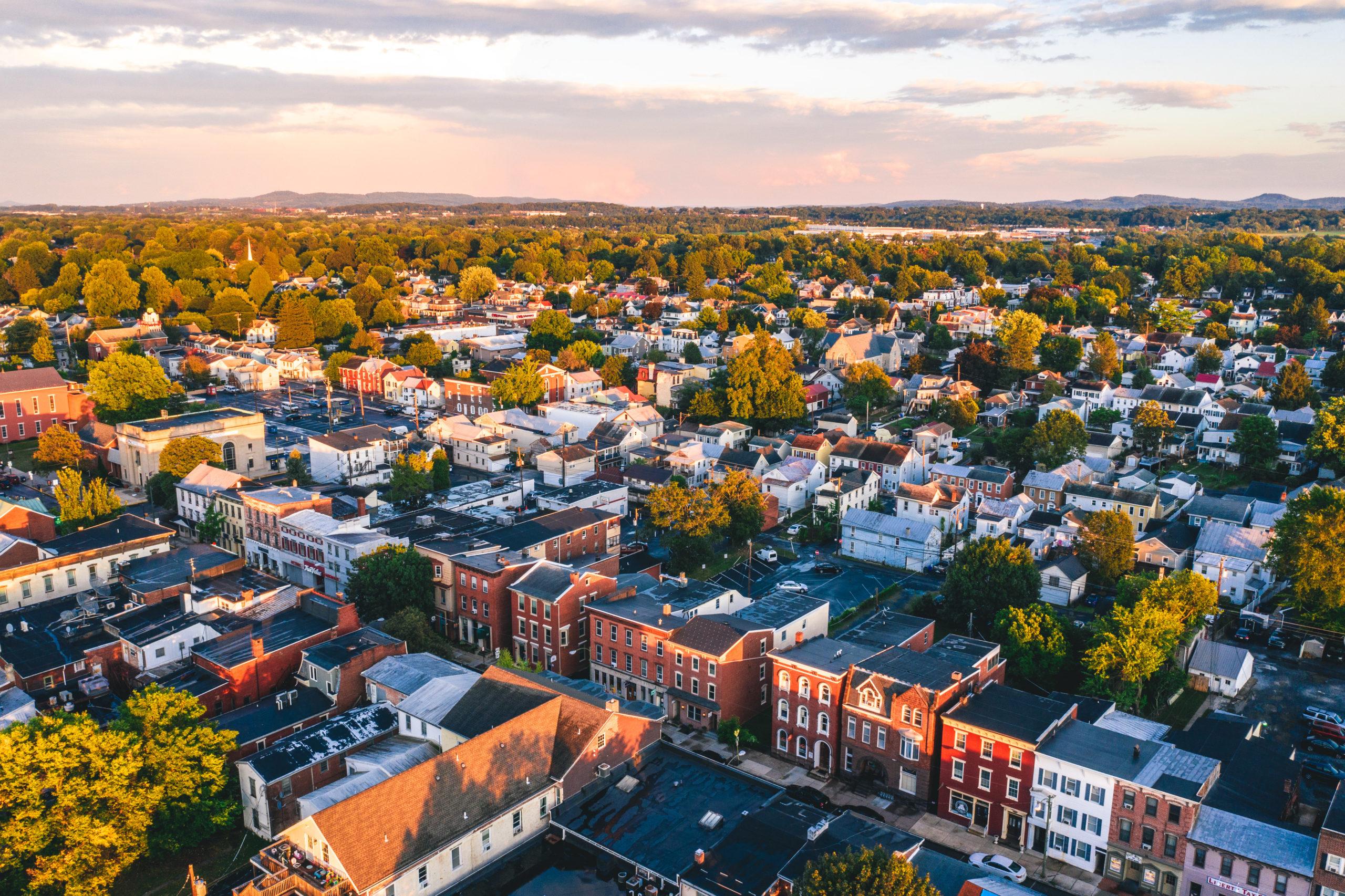 Mechanicsburg Aerial